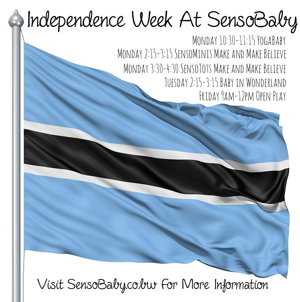 Independence Week 2015 at SensoBaby