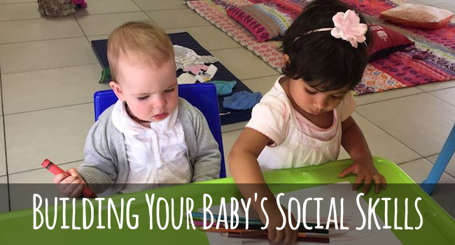 Teaching Your Baby to 'Play Nicely' With Others
