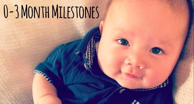 Newborn Development in the First Three Monthsw