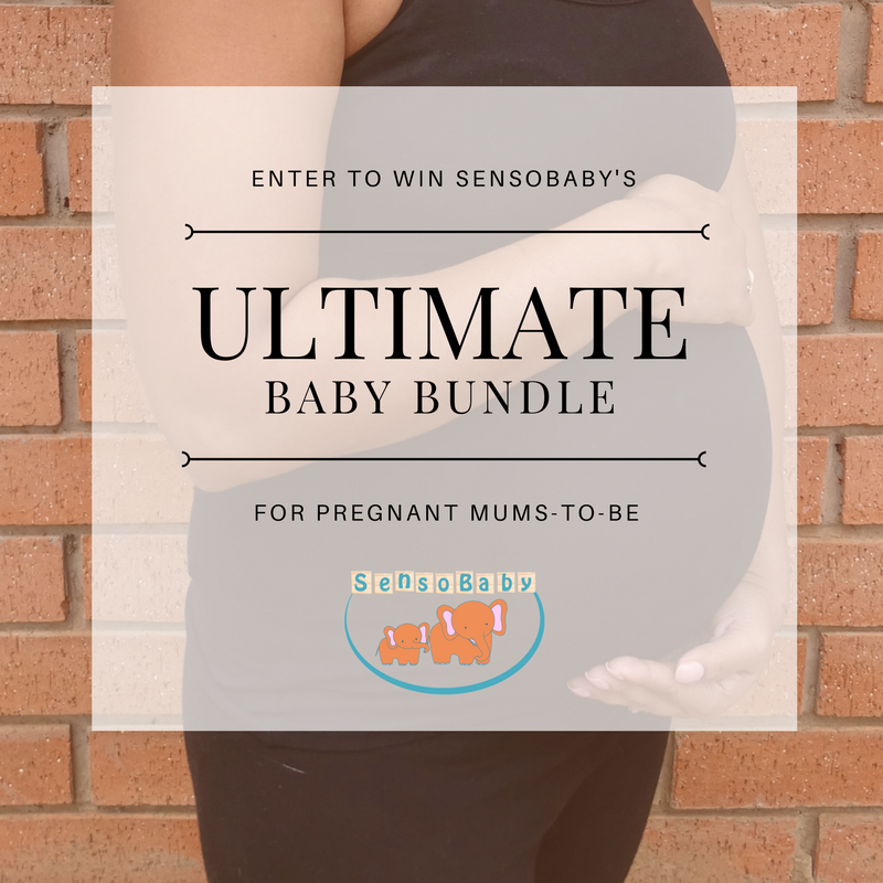 SensoBaby's Ultimate Baby Bundle